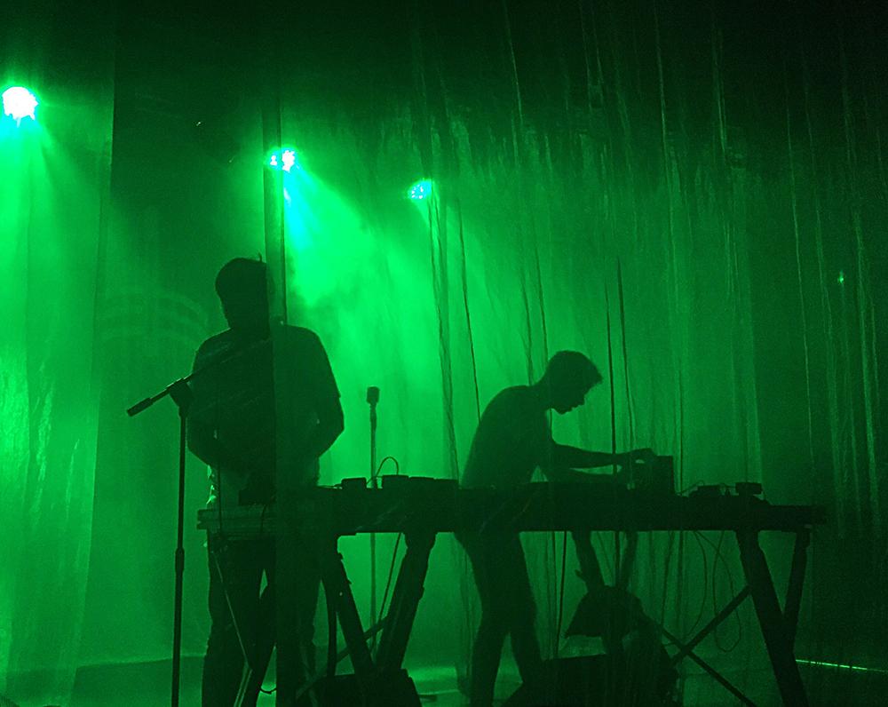 Crónica de Digitalism en Teatro Barceló, 03/11/16