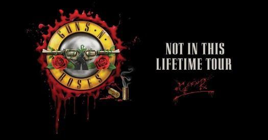 Guns 'N' Roses confirman dos fechas españolas