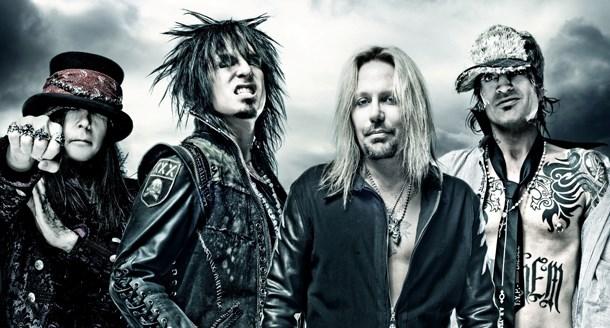 Mötley Crüe anuncian la fecha de su último concierto y lanzan nuevo single