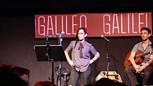Ana Tijoux – Galileo Galilei, Madrid, 22/4/2018