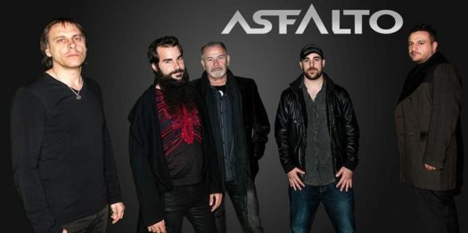 Asfalto actuará en Santander en su gira de 45 Aniversario