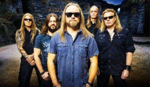 Gira española de la banda alemana de power metal Masterplan