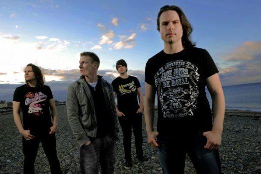 Gira española de la banda irlandesa de post-rock Gos Is An Astronaut