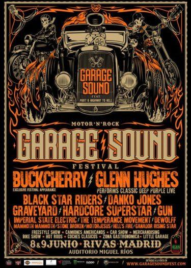 """Entrevista a Roberto Villandiego – Garage Sound Festival """"El Garage es un festival dentro de una concentración de vehículos"""""""