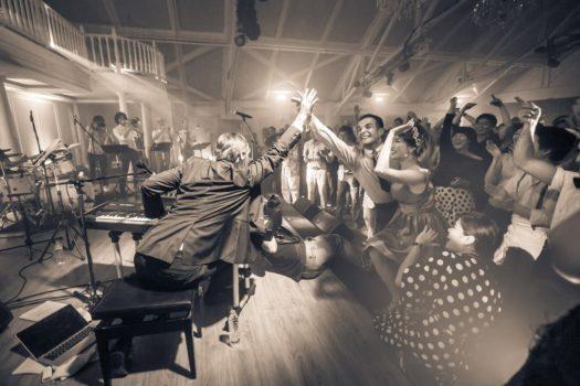 """Entrevista con Gordon Webster """"Los músicos y los bailarines valoran la música con criterios muy diferentes"""""""