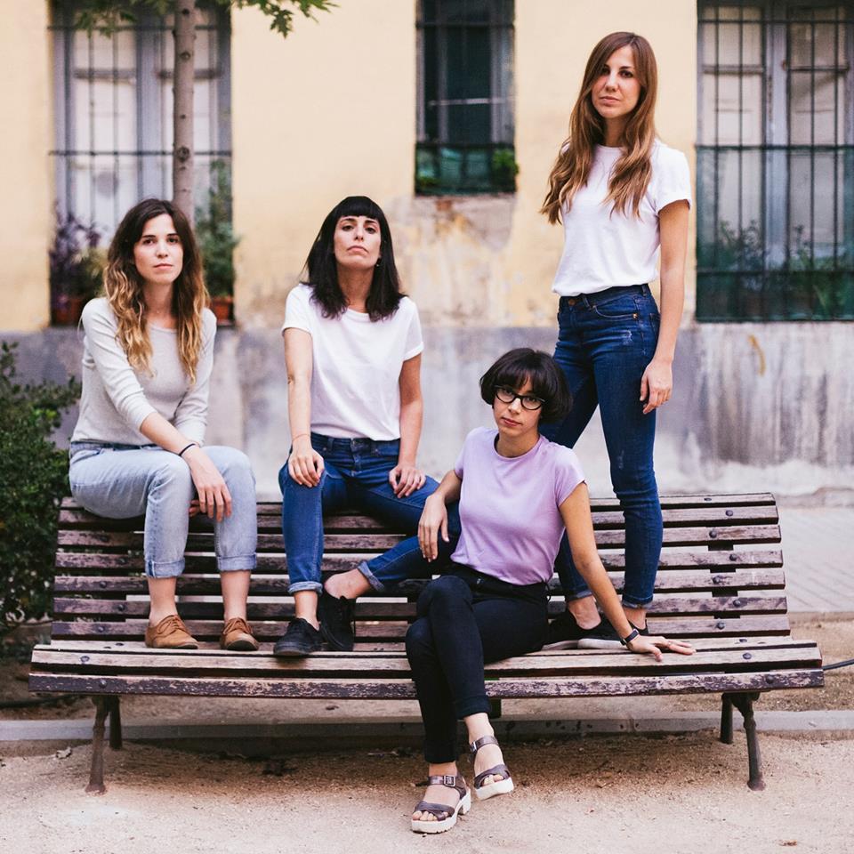 """Entrevista a Las Odio: """"Nos consideramos un grupo activista"""""""