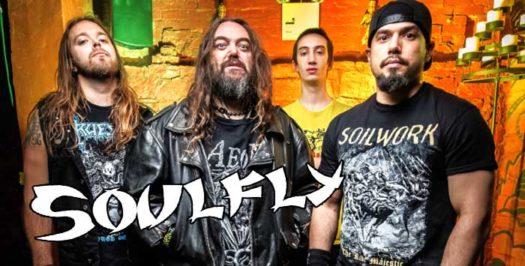 Próxima gira española de Soulfly