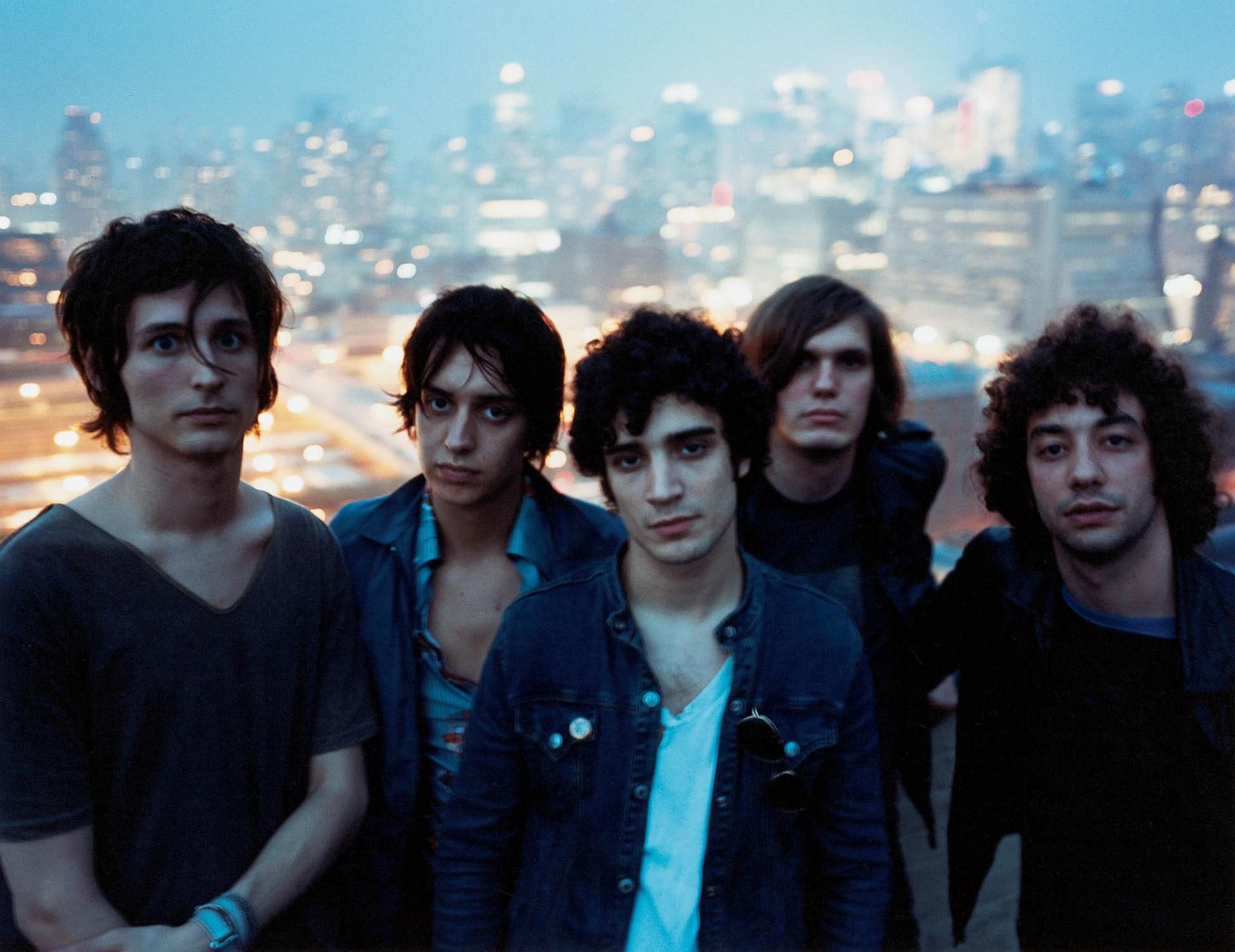 The Strokes, próximos protagonistas del ciclo Music Pills