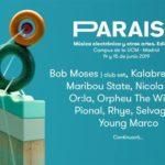 Paraíso Festival anuncia sus primeras confirmaciones