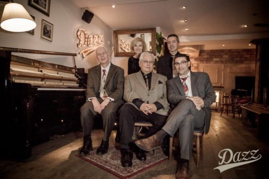 Próxima presentaciones madrileñas de The International Classic Jazz All Stars