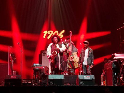 Kamasi Washington – Teatro Coliseum, Madrid – 13/5/2019