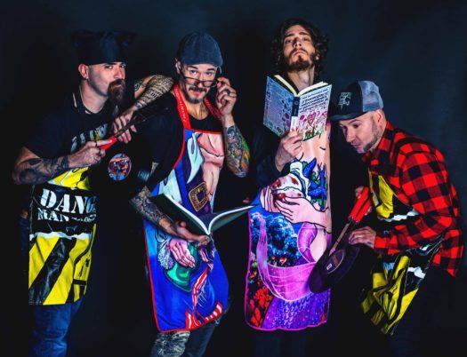 Deniro presenta en directo su nuevo disco