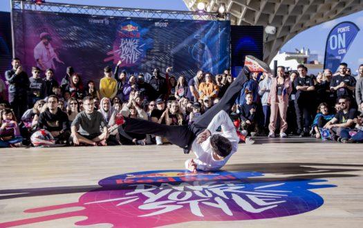 Final nacional de Red Bull Dance Your Style en Madrid