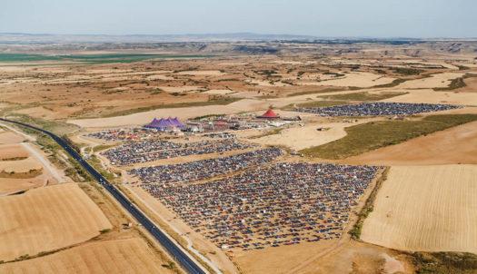 Regresa el Monegros Desert Festival seis años después