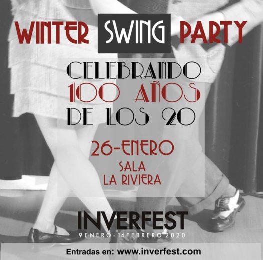 """Entrevista con Bidara (Winter Swing Party) """"Esta fiesta cambiará tu opinión sobre el swing y el jazz"""""""
