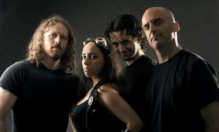La banda estadounidense A Sound Of Thunder actuará en Barcelona