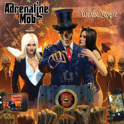 Adrenaline.Mob..We.The.People.cover