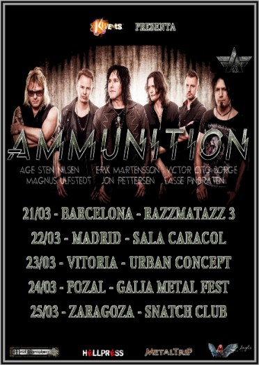 Ammunition cartel 2018