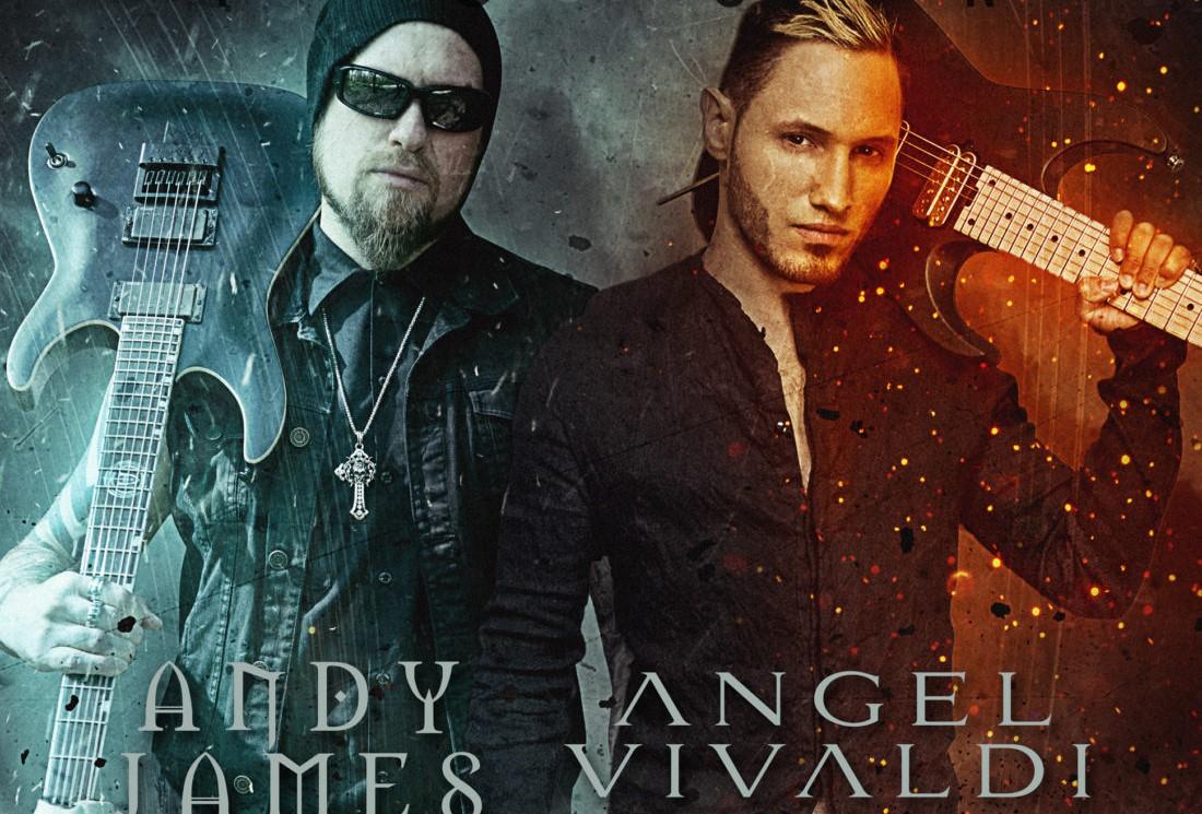 Conciertos de Andy James y Angel Vivaldi en Barcelona y Madrid
