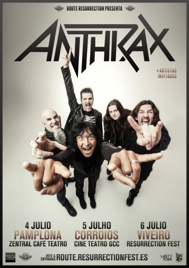 Anthrax cartel 2017
