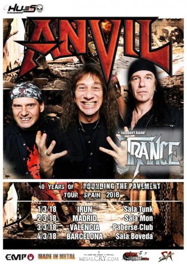 Anvil cartel 2018