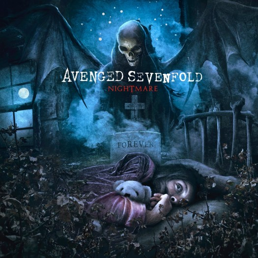AvengedSevenfoldNightmare
