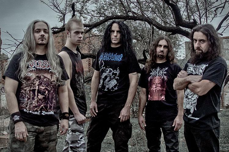 Noti-Flash heavy (Nacional): Adamantia – Avulsed – Killus – Pimeä Metsä…