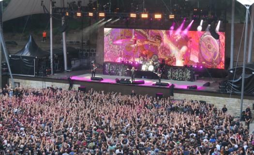 Black Sabbath escenario