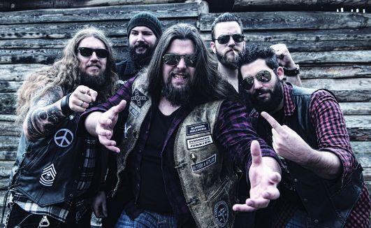 Blessed Hellride: Bastards & Outlaws (2016)