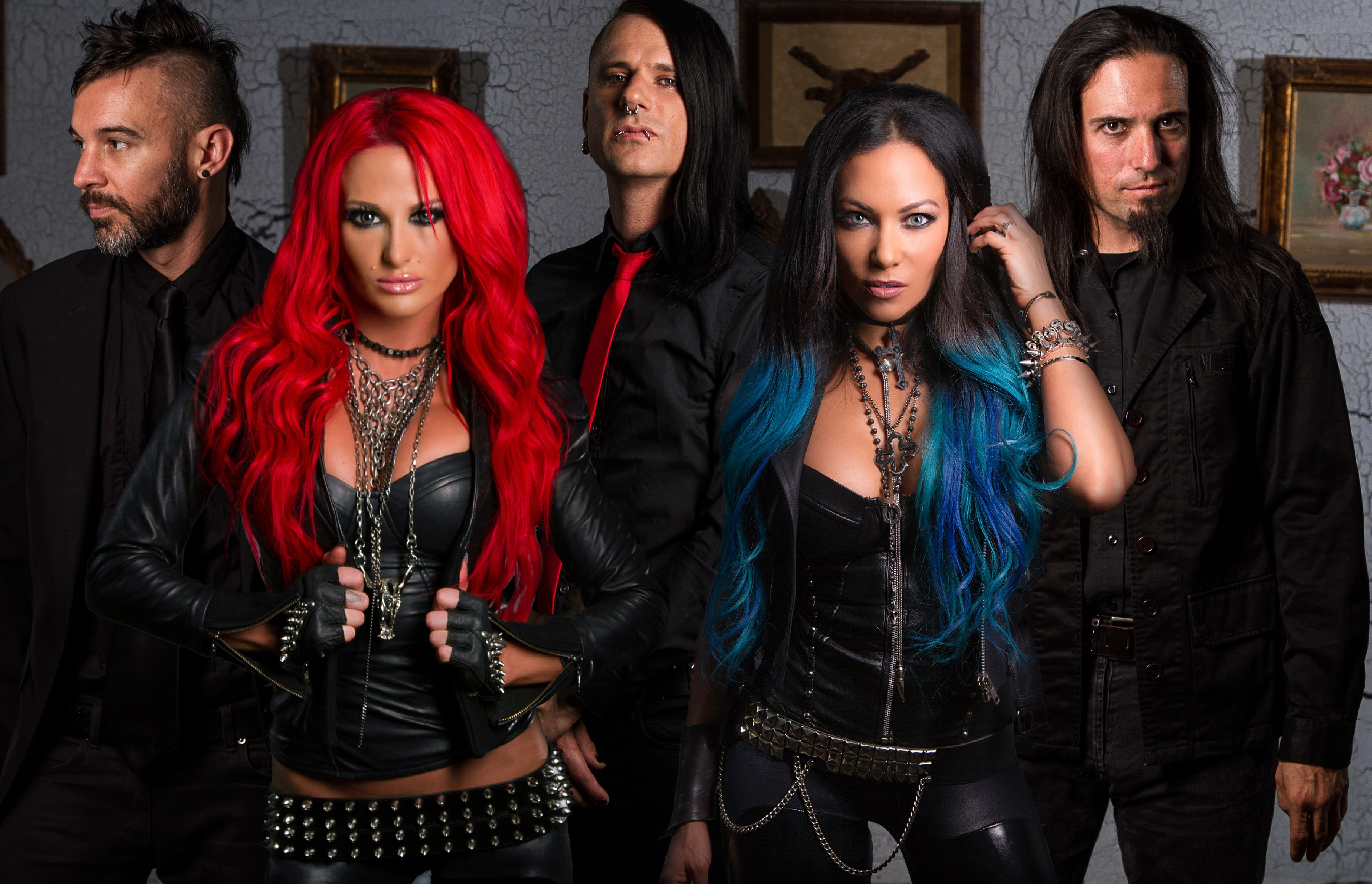 Butcher Babies: Take It Like A Man (2015)