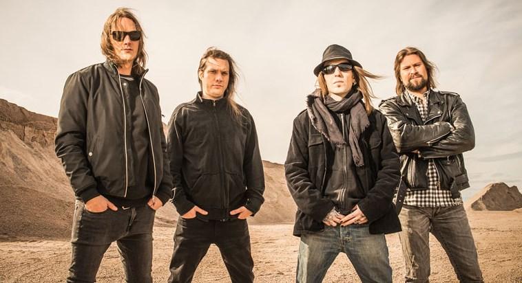 Próxima gira española de Children Of Bodom