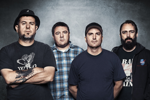 Clutch – X-Ray Visions