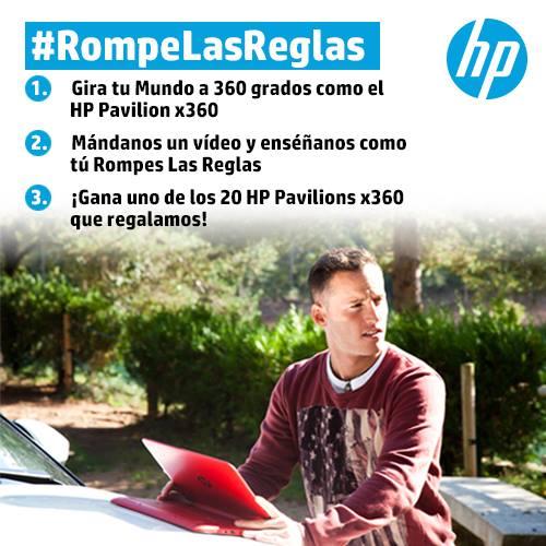 Concurso RompelasReglas HP