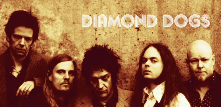 El 5 de septiembre comienza la gira de Diamond Dogs por España