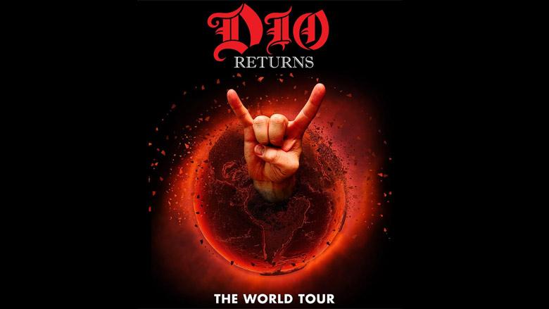 """La gira """"Dio Returns"""" pasará por Barcelona, Zaragoza y Santander"""