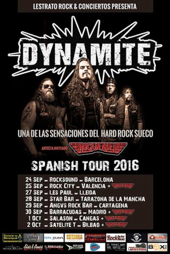 Dynamite cartel 2016