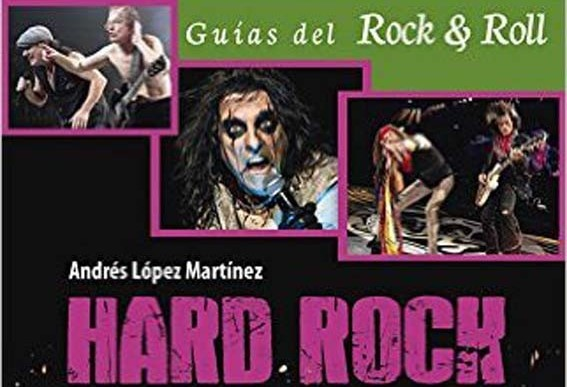 Guias del Rock and roll Hard editada