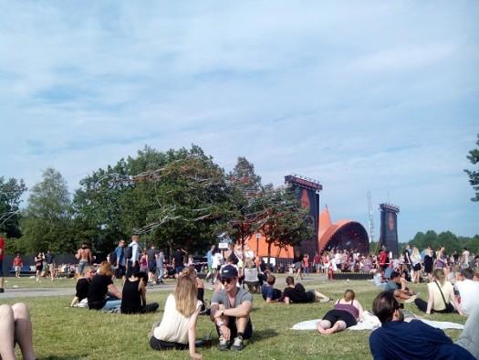 Roskilde Festival, Dinamarca 1-4/7/2015