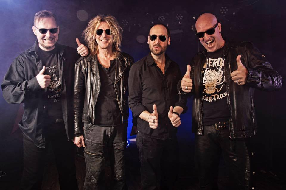 Próxima gira española de la banda alemana Iron Savior