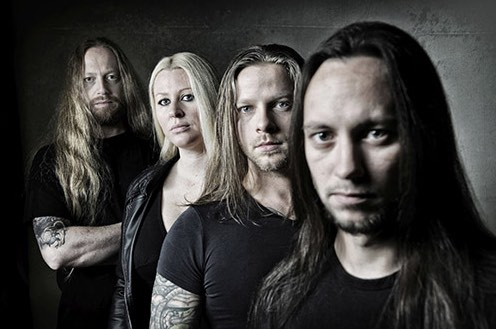 Gira española de la banda holandesa Izegrim