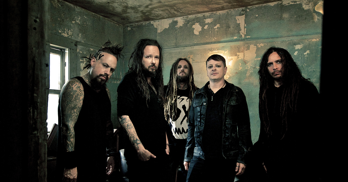 Korn: The Serenity Of Suffering (2016)