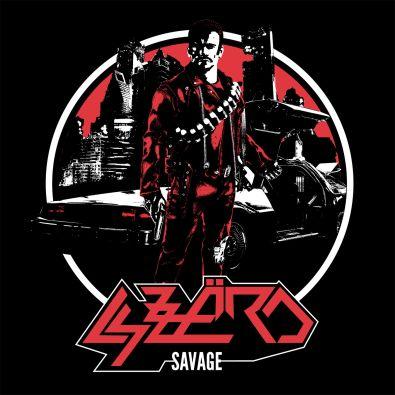 Lyzz.rd..Savage. cover