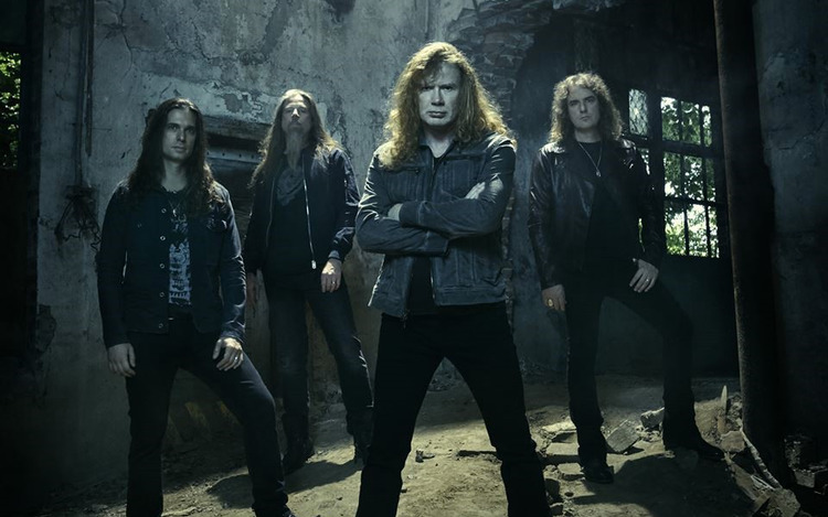 Megadeth: Dystopia (2016)
