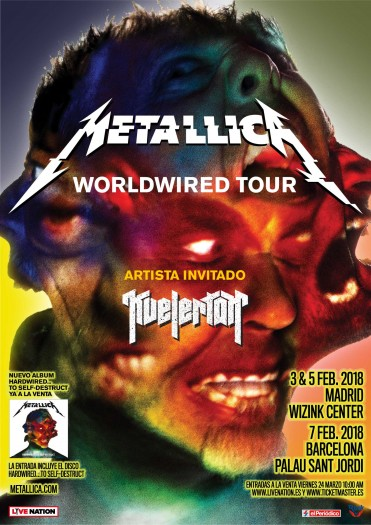Metallica-WorldwiredTour