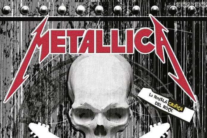 "Libros: Metallica ""Nothing Else Matters"" (La Novela Gráfica del Rock)"