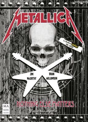 Metallica.novela.grafica