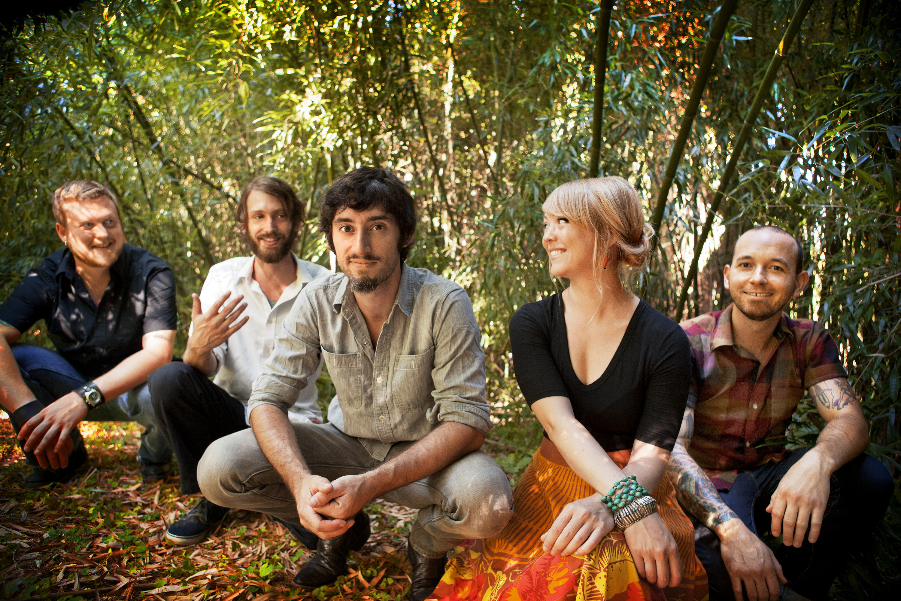 Murder By Death – As Long As There Is Whiskey In The World