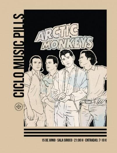 MusicPill_ArcticMonkeys