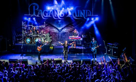Pagan's Mind: Full Circle – Live At The Center Stage (2015)