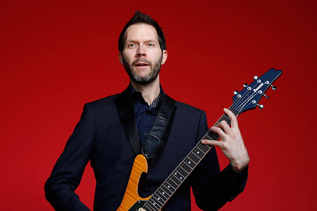 Paul Gilbert: I Can Destroy (2016)